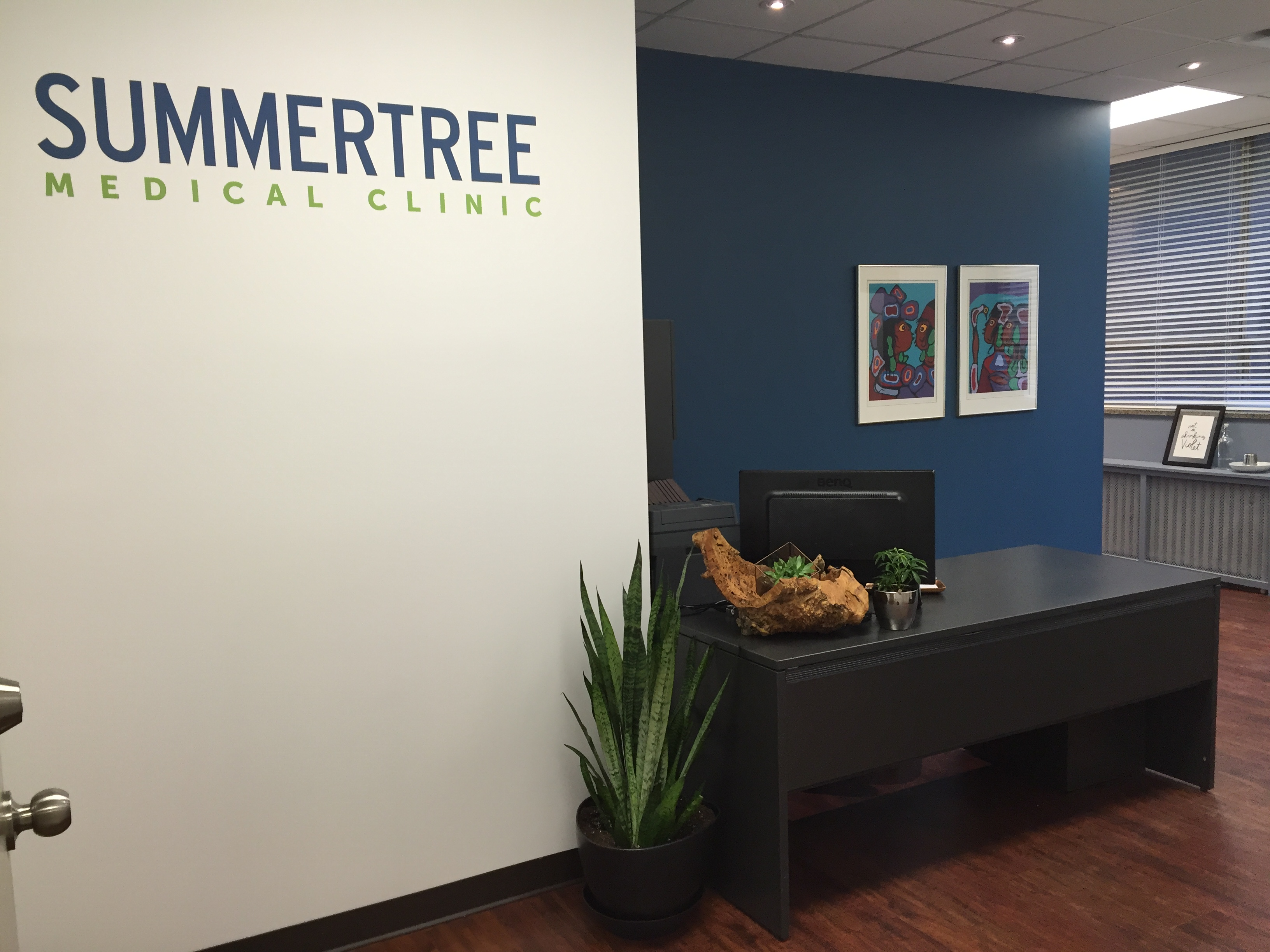 Welcome to Summertree Medical Clinic - Cannabis clinic providing prescriptions for chronic pain