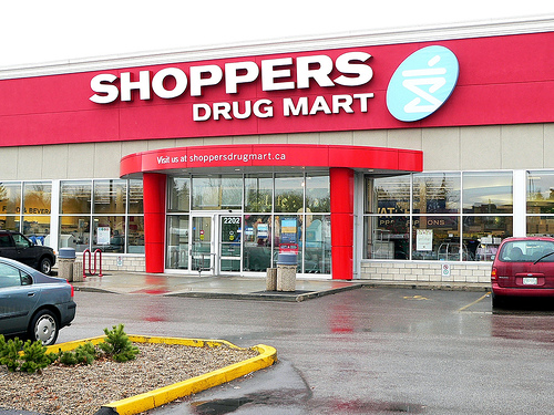 Shoppers Drug Mart applies to be a licensed distributer of cannabis